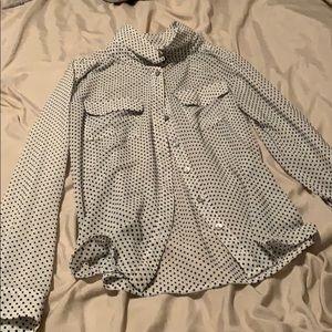 Dressy button up shirt